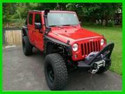 Jeep Wrangler 44615 miles